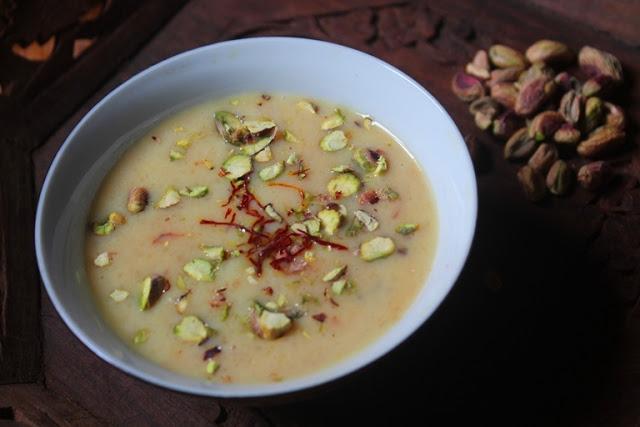 Badam Kheer Recipe – Almond Kheer Recipe