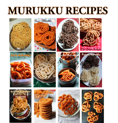 Murukku Recipes – Easy Chakli Recipe – Murukku Recipe for Diwali
