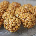 Pottukadalai Urundai Recipe – Porikadalai Balls Recipe – Karthigai Deepam Recipes