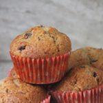 Cranberry Sauce Muffins Recipe