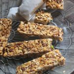 Honey Nut Granola Bars Recipe – No Bake Granola Bars Recipe