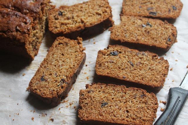 Cranberry Sauce Bread Recipe