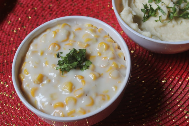 Creamed Corn Recipe – Homestyle Creamed Corn Recipe – Thanksgiving Recipes