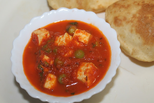 Tamatar Paneer Curry Recipe – Tomato Paneer Curry Recipe