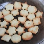 Basic Shortbread Cookies Recipe – Eggless Recipe