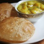 Maida Poori Recipe – Puri Recipe – How to Make Puffy Pooris