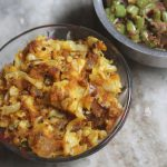 Cabbage Besan Sabzi Recipe – Cabbage Gram Flour Stir Fry Recipe