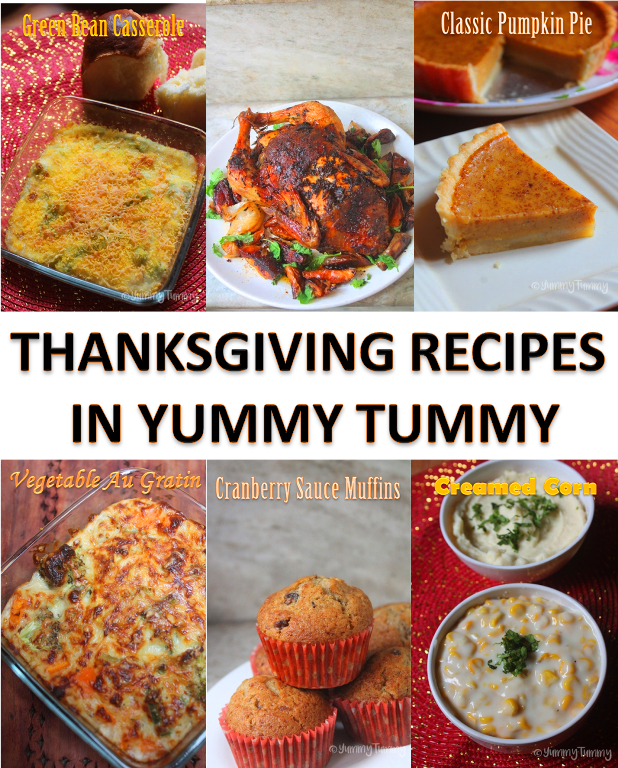 Thanksgiving Recipes – Thanksgiving Side Dish Recipes