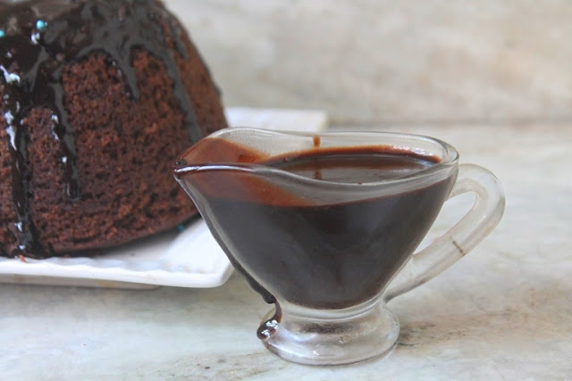 Homemade Hot Chocolate Sauce Recipe