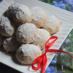 Russian Tea Cakes Recipe – Russian Tea Cookies Recipe – Eggless Cookies Recipe