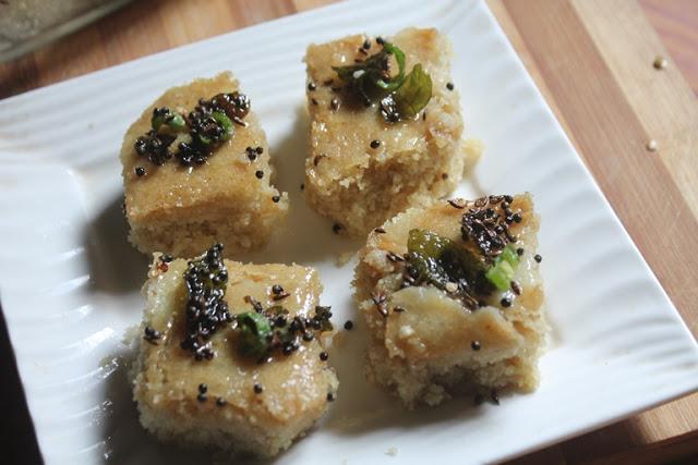 Rava Dhokla Recipe – Instant Sooji Dhokla Recipe