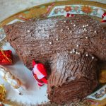 Yule Log Cake Recipe – Buche de Noel Recipe