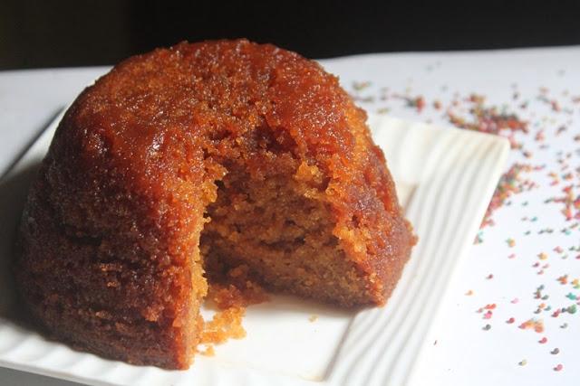 Ingrediants In Sponge Cake
