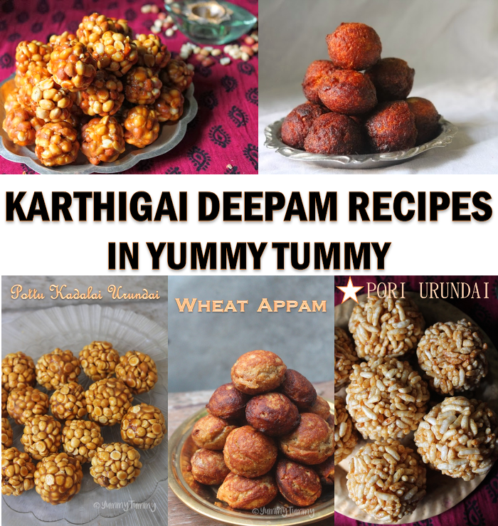 Karthigai Deepam Recipes – Collections of Karthigai Deepam Recipes