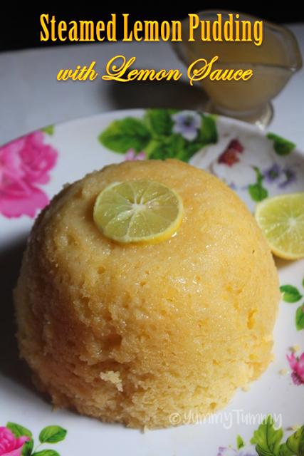 Sponge Cake Recipe Yummy Tummy