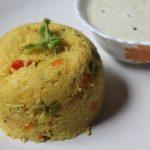 Vermicelli Rava Bhath Recipe – Rava Semiya Khichdi Recipe (Upma Recipe)