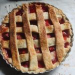 Strawberry Pie Recipe – Strawberry Lattice Pie Recipe