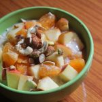 Fruits & Nuts Oatmeal Recipe