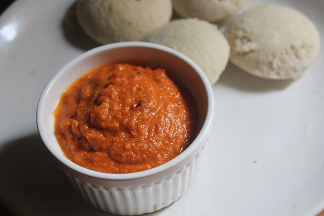 Tomato Peanut Chutney Recipe – Andhra Palli Chutney Recipe