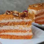 Butterscotch Cake Recipe – Butterscotch Fresh Cream Cake Recipe to Welcome 2017