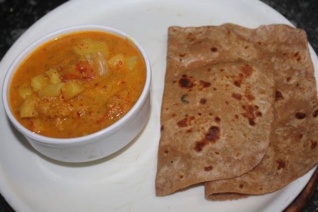 Nutritious Wheat Bran Chapati Recipe – Bran Roti Recipe