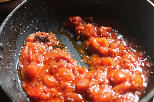 how to make andhra tomato pickle