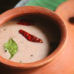 Spicy Ragi Porridge Recipe – Ragi Kanji Recipe – Finger Millet Salty Porridge Recipe