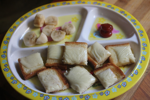 Cheese on Toast Recipe – Kids & Toddler Recipe