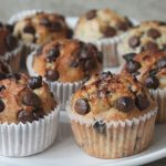 Banana – Chocolate Chip Muffins Recipe