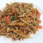 Vegetable Noodles Recipe – Veg Noodles Recipe – Indo Chinese Recipe
