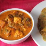 Methi Paneer Recipe – Methi Paneer Gravy Recipe