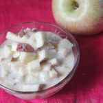 Apple Raita Recipe – Apple Yogurt Recipe