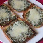 Garlic, Herb & Cheese Bread Recipe