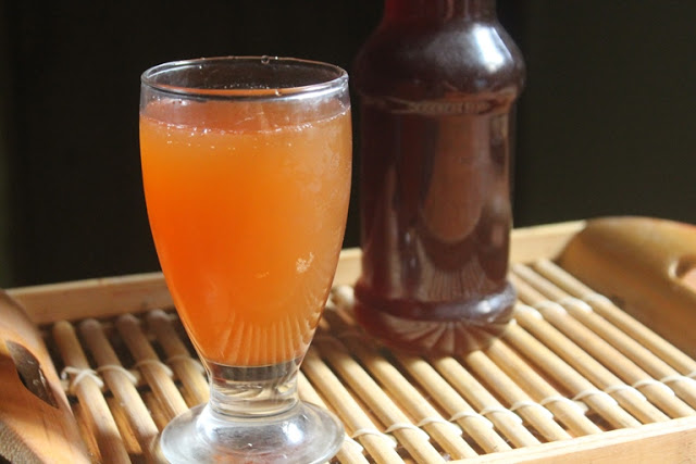 Nannari Sarbath Recipe – How to Make Nannari Syrup at Home