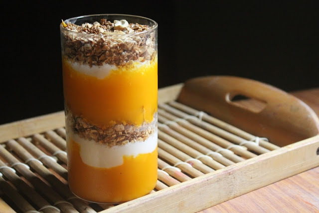 Mango Yogurt Parfait Recipe – Healthy Breakfast Ideas