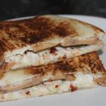 Chicken Salami Sandwich Recipe