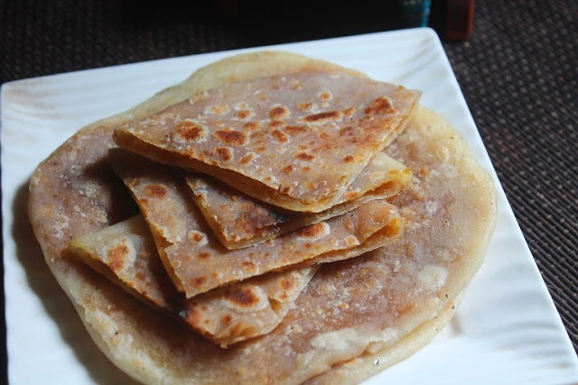 Coconut Poli Recipe – Thengai Poli Recipe