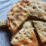 Stuffed Cheese Focaccia Bread Recipe