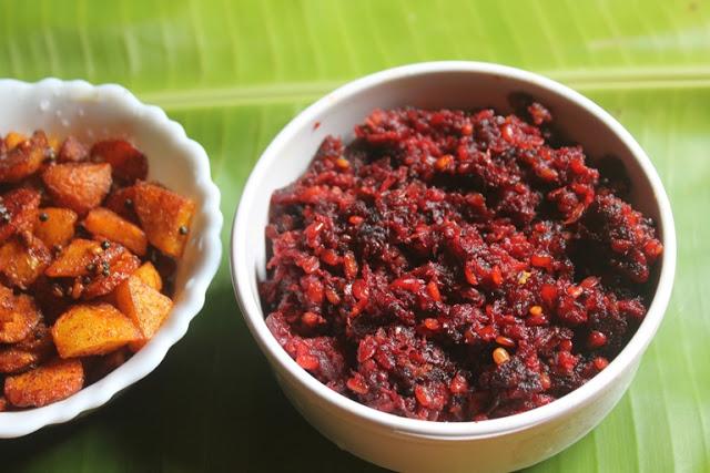 Beetroot Moong Dal Sabzi Recipe