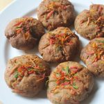 Whole Wheat Coconut Cookies Recipe – Eggless Recipe
