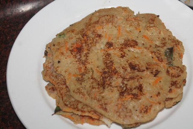 Oats Cheela Recipe – Healthy Oats Chilla Recipe