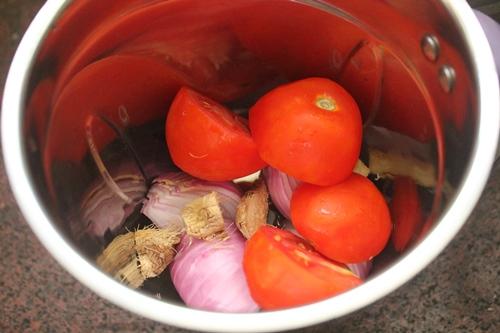 how to cook rajma chawal