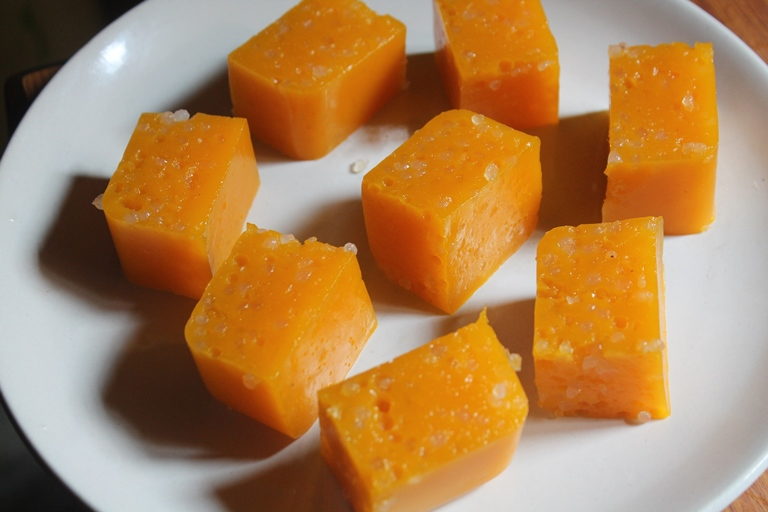 Mango Sago Pudding Recipe Yummy Tummy