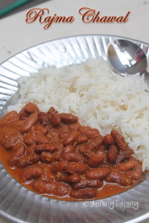 how to cook rajma curry