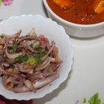 Laccha Onion Recipe – Indian Onion Salad Recipe