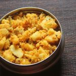 Raw Banana Thoran Recipe – Spicy Vazhakkai Thoran Recipe