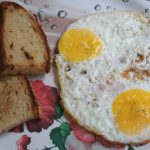 Lacy Eggs Recipe – Crispy Fried Egg Recipe