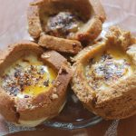 Baked Bread Egg Cups Recipe – Kids & Toddler Recipe