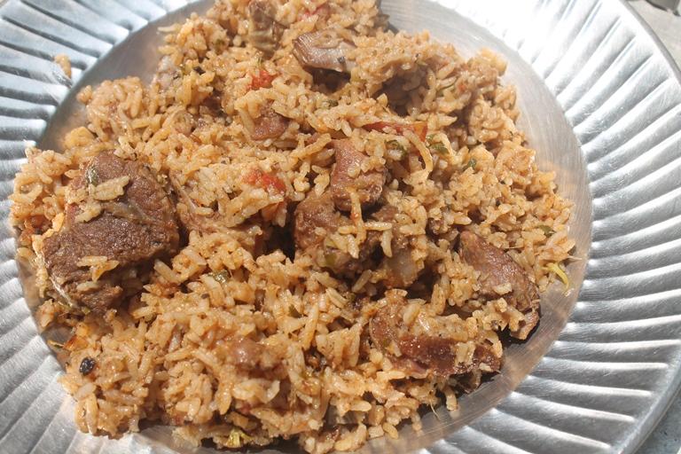 how to cook mughlai mutton biryani