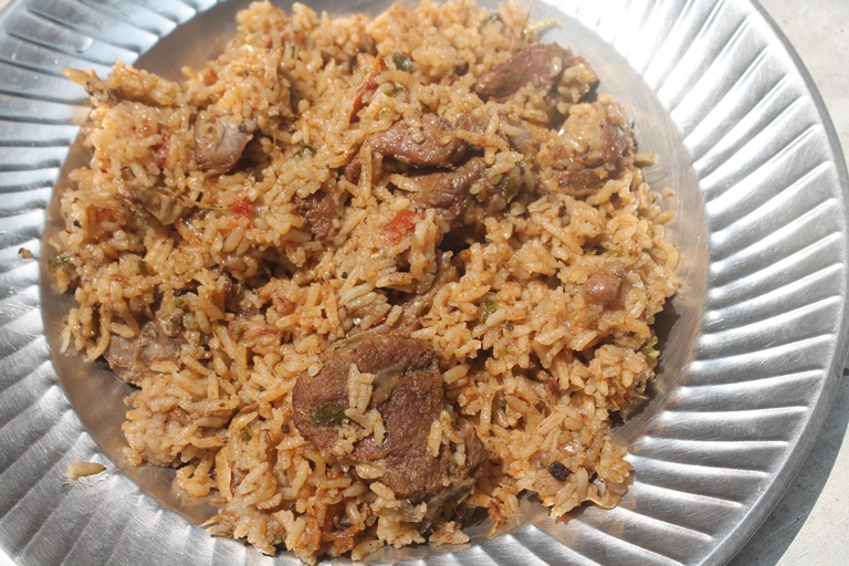 Muslim Style Mutton Biryani Recipe – Bai Biryani Recipe